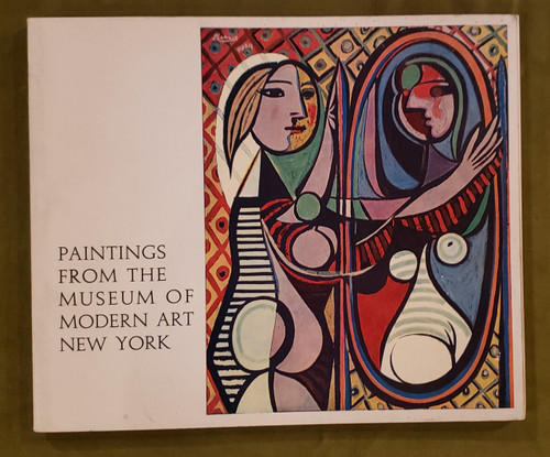 Exhibit Catalog: Paintings from The Museum of Modern Art in New York, 1963, National Gallery of Art