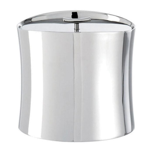 Bamboo Stainless Steel Insulated ice bucket
