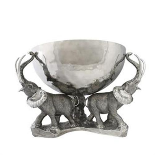 Elephant Trio Ice/Punch Tub