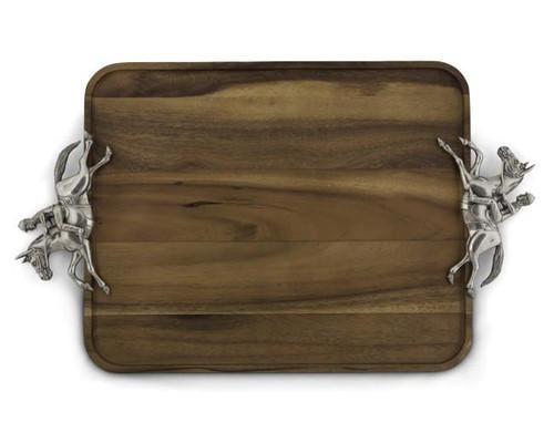 Derby Wood Tray