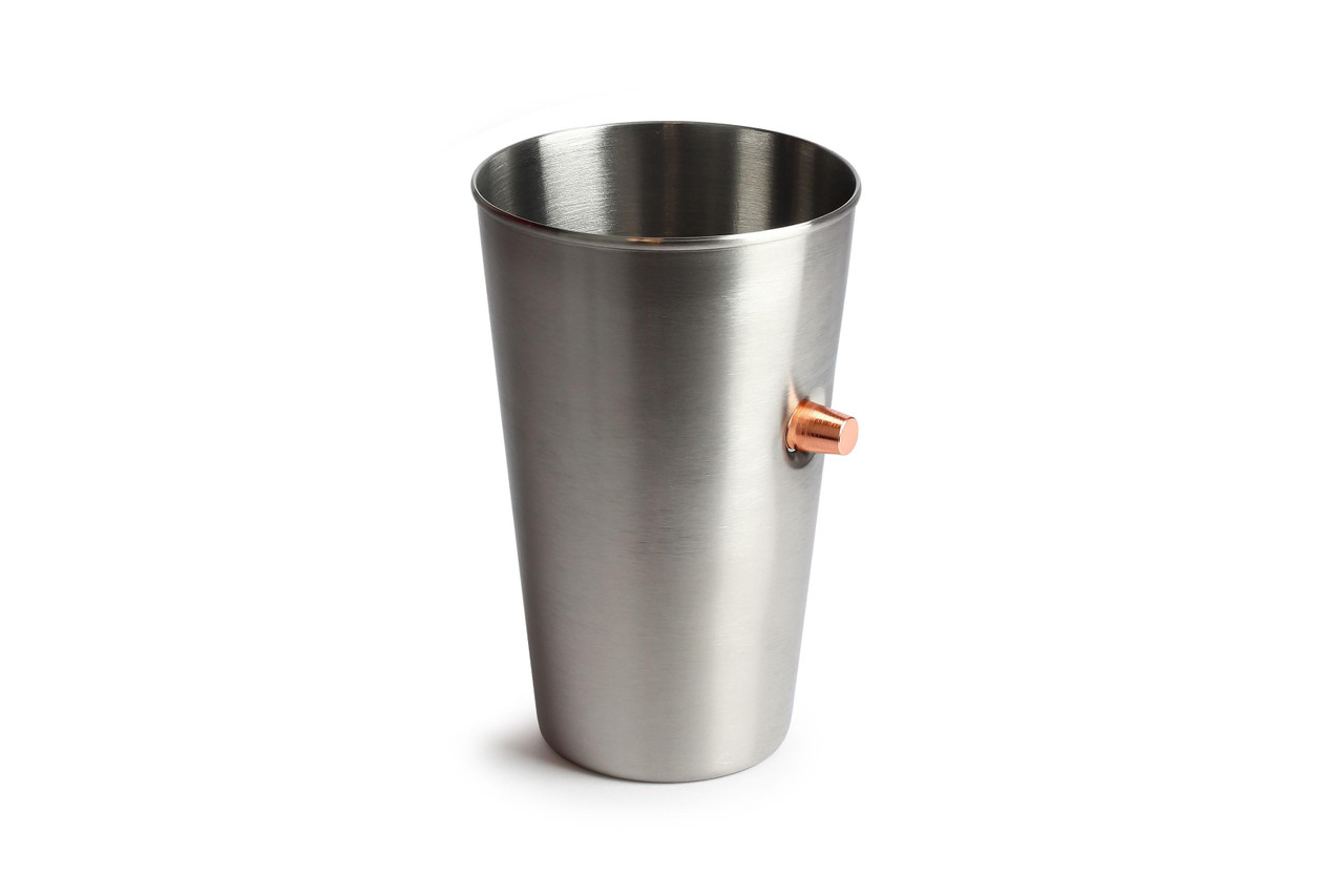 Last Man Standing - Stainless Steel Pint Glass