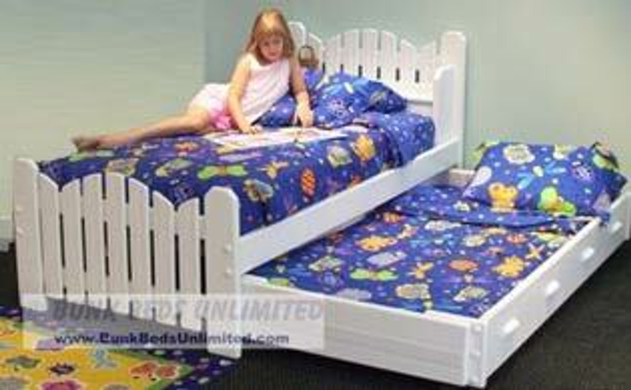 Trundle Bed Plans