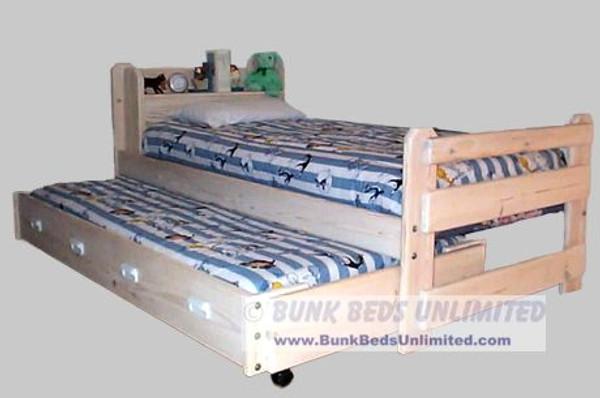 Trundle Bed Plans Photograph