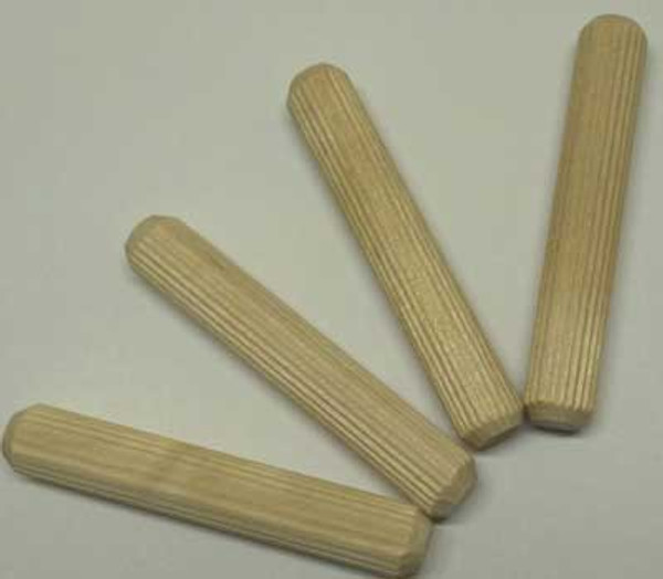 Dowel Pins, Stacking Pins Wooden (3 inch x 1/2 inch) for Stackable Bunks Bulk Set of Four (price includes shipping)