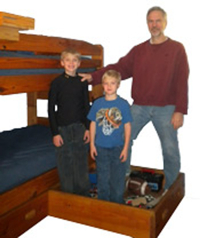 Build your own or buy a bunk bed?
