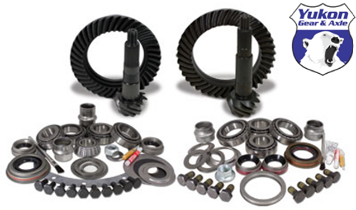 2014 Silverado 1500 re-gear kit - 9.5""