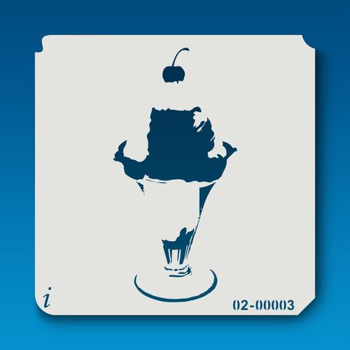 02-00003 Ice Cream Sundae