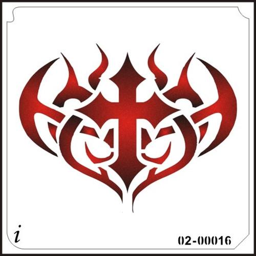 02-00016 Tribal Cross