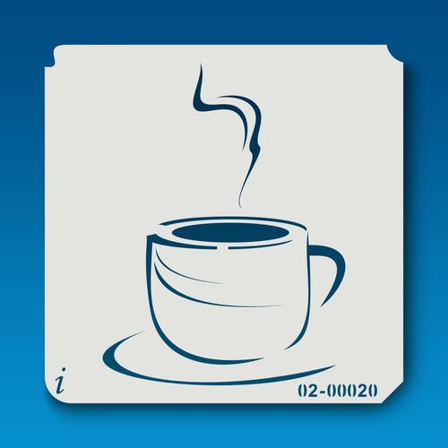 02-00020 Cup & Saucer