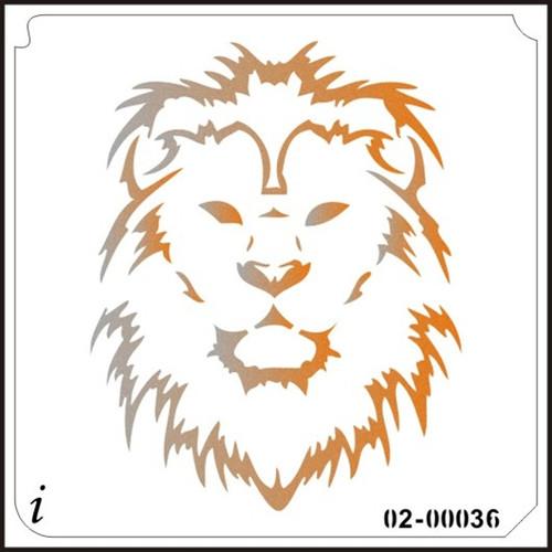 02-00036 Lion Head