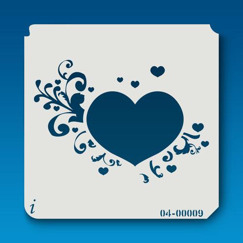 04-00009 Flourished Heart