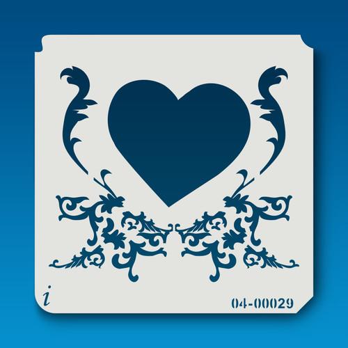 04-00029 Flourished Heart
