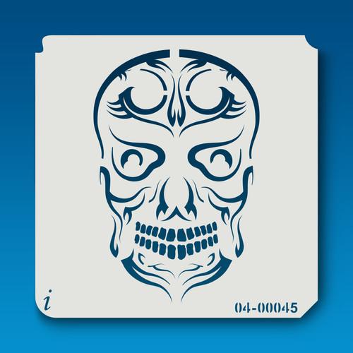 04-00045 Sugar Skull