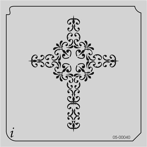 05-00040 Decorative Cross