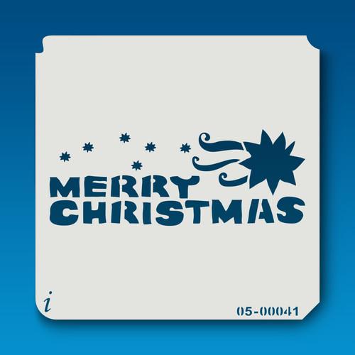 05-00041 Merry Christmas