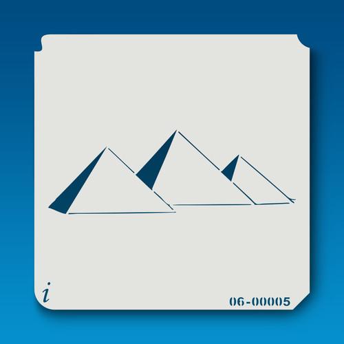 06-00005 Three Pyramids