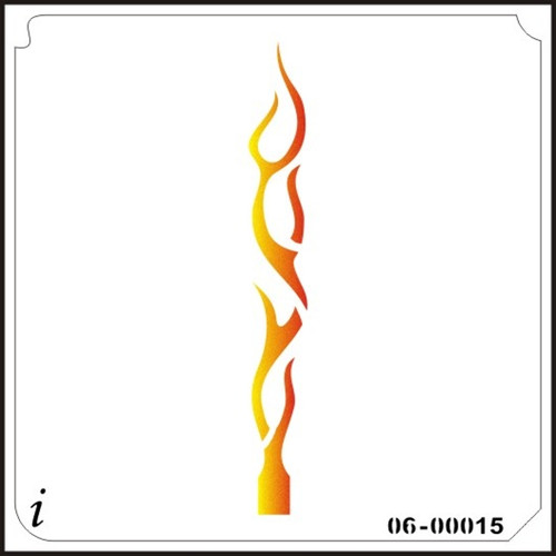 06-00015 Single Flame