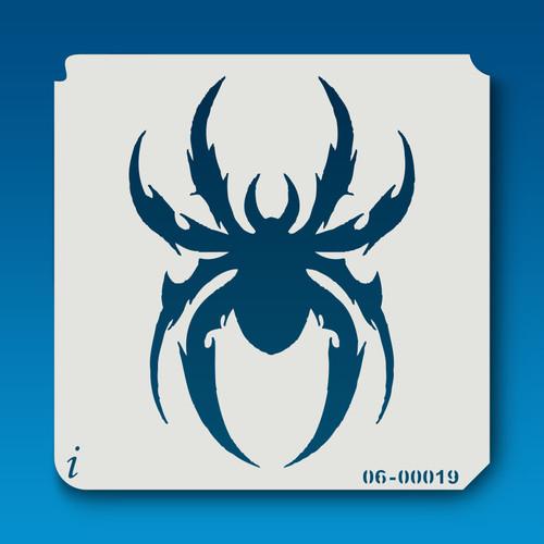 06-00019 Spider Animal Stencil