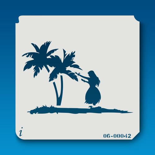 06-00042 Hula Girl Island
