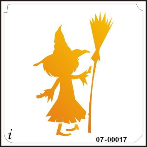 07-00017 Little Witch