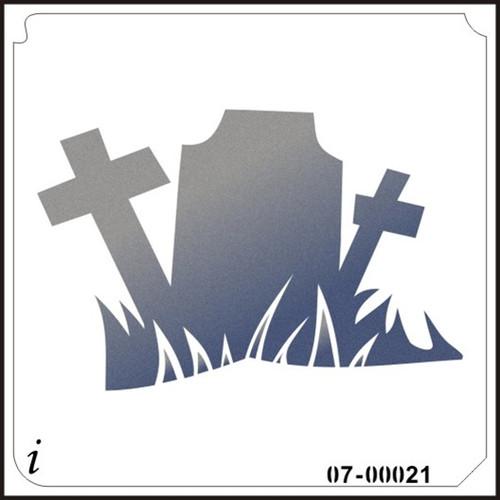 07-00021 Grave Stone
