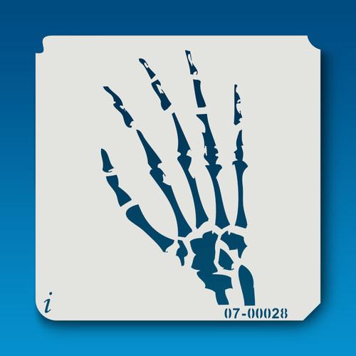 07-00028 Skeleton Hand
