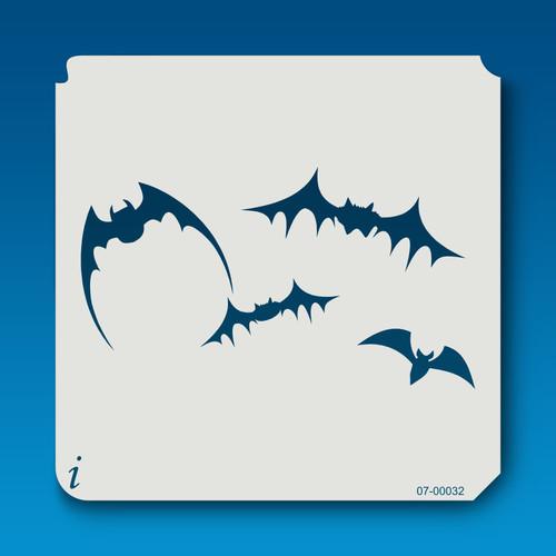07-00032 Flying Bats