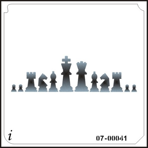 07-00041 Chess Pieces