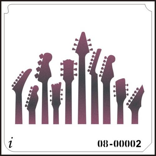 08-00002 Guitar Necks