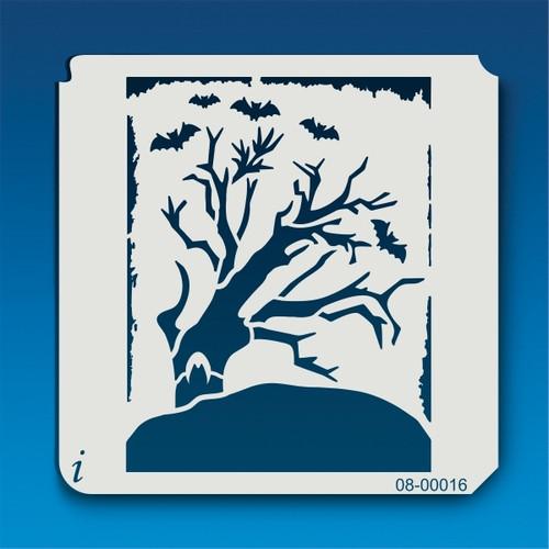 08-00016 Spooky Tree