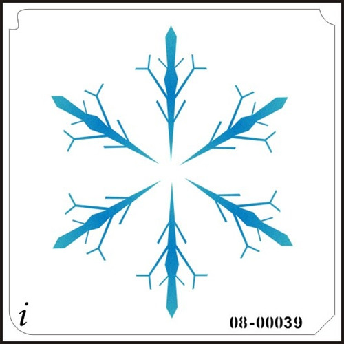08-00039 Snowflake