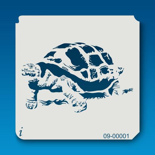 09-00001Turtle Animal Stencil