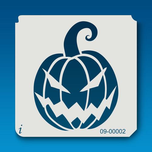 09-00002 Jack O Lantern