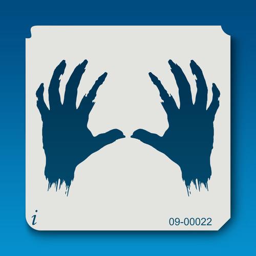 09-00022 Monster Hands