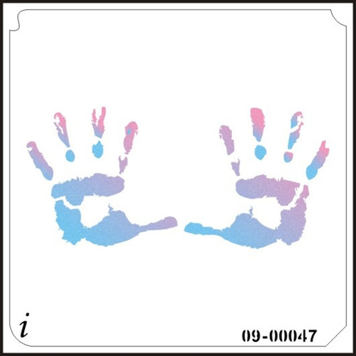 09-00047 Hand Prints