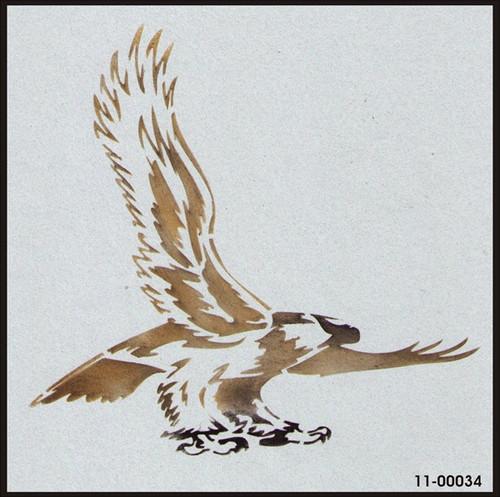 11-00034 Soaring Eagle