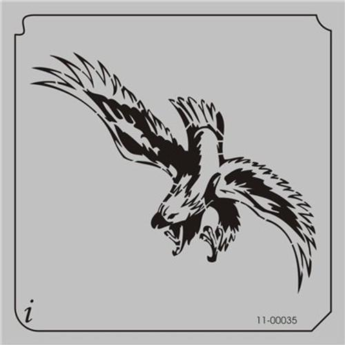 11-00035 Diving Eagle
