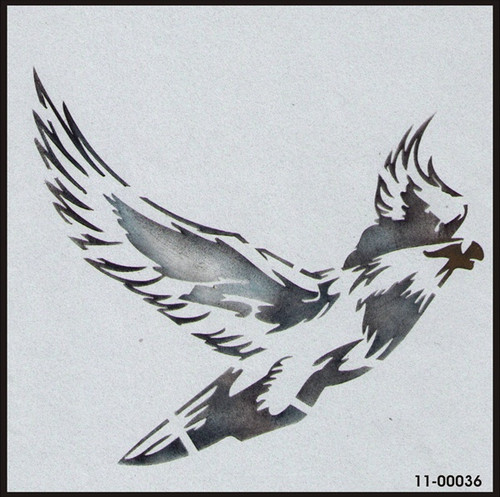 11-00036 Swooping Eagle