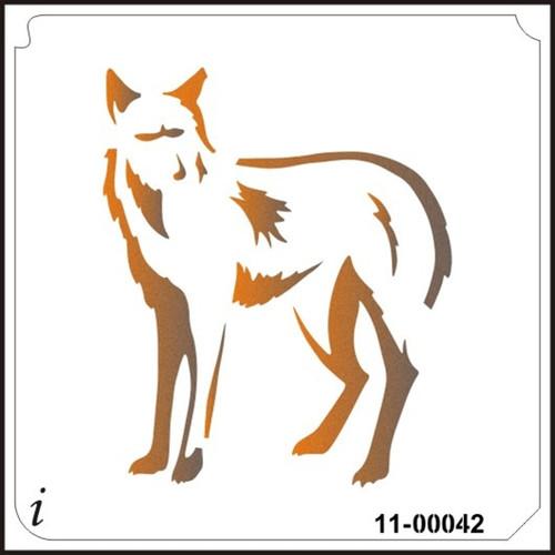 11-00042 Wolf