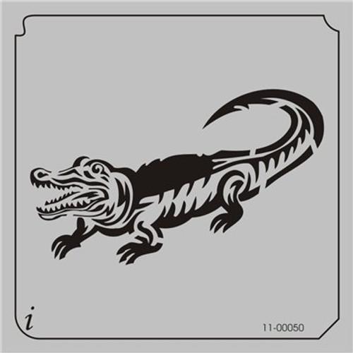 11-00050 Crocs and Gators3 Stencil