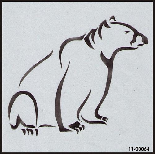 11-00064 Polar Bear