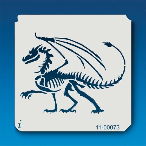 11-00073 Dragon Skeleton