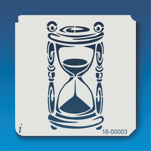 16-00003 Hourglass Stencil