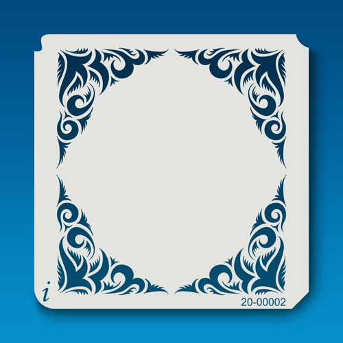 20-00002 frame border stencil