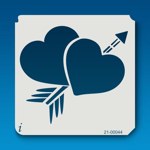 21-00044 Hearts and Arrow