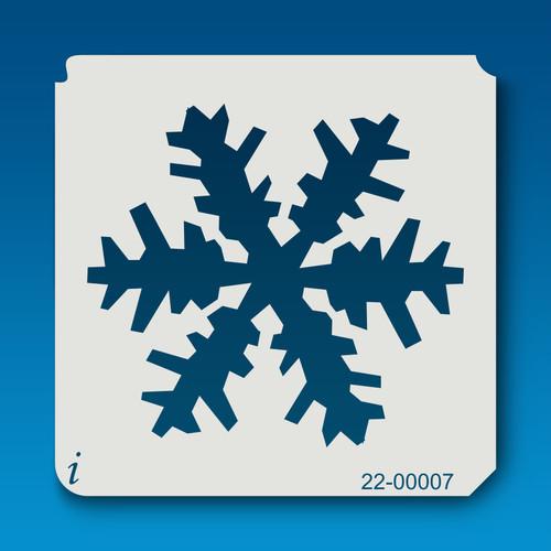 22-00007 Snowflake Stencil