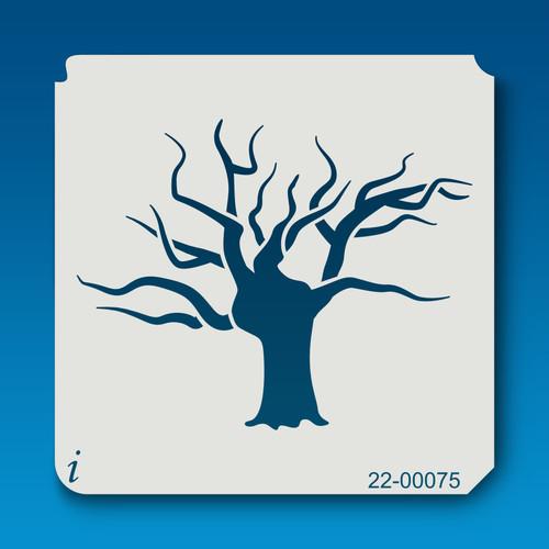 22-00075 Spooky Tree