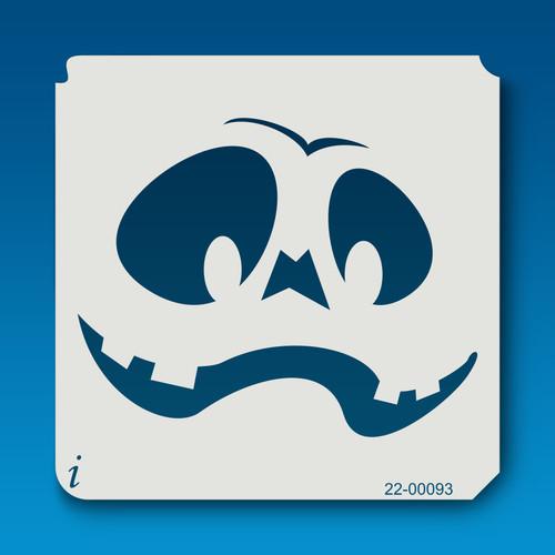 22-00093 Jack O Lantern Face