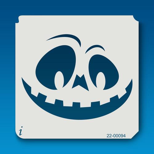 22-00094 Jack O Lantern Face