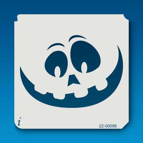 22-00096 Jack O Lantern Face